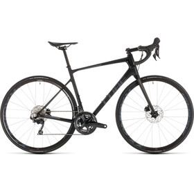 Cube Attain GTC SL Disc Carbon'n'Grey